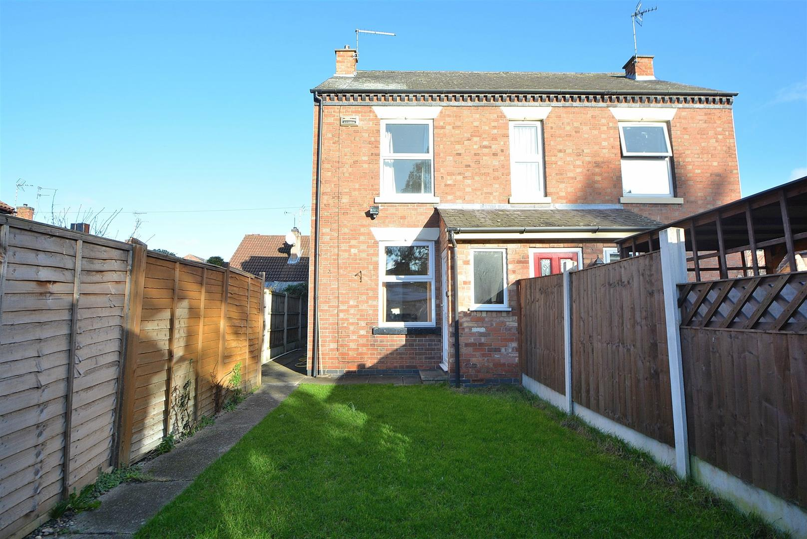 House for sale in Gibb Street, Long Eaton